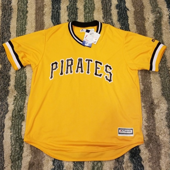 08ce9a518ea SIGNED Pittsburgh Pirates Starling Marte Jersey